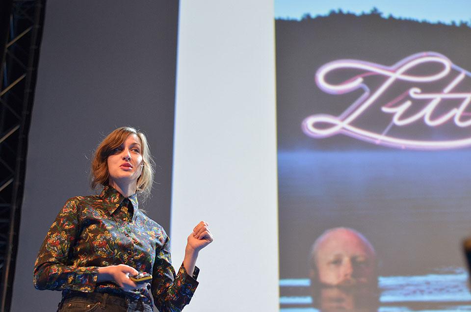 Blanc Festival 2017 Adi Goodrich set designer