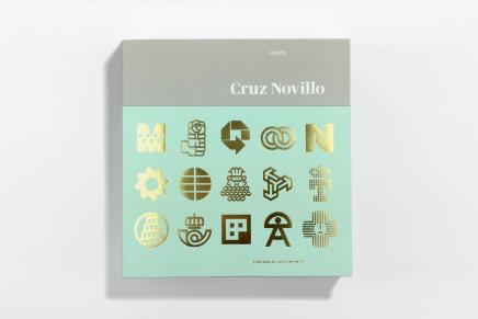 El legado de Cruz Novillo recogido en un libro de diseño: 'Cruz Novillo: Logos'
