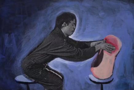 'Engloutis', la animación más devoradora en stop motion de Léna Martinez