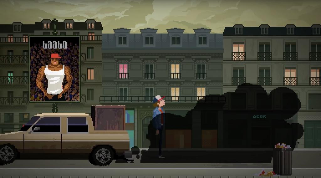 Escena del videoclip 'Futur' de la banda Sept