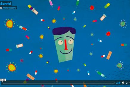 ¡Sonríe!, la animación con la que no podrás dejar de sonreír