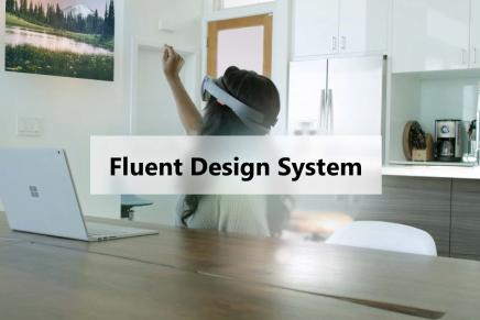 ¿Qué es el Fluent Design y por qué está más presente que nunca en Microsoft?