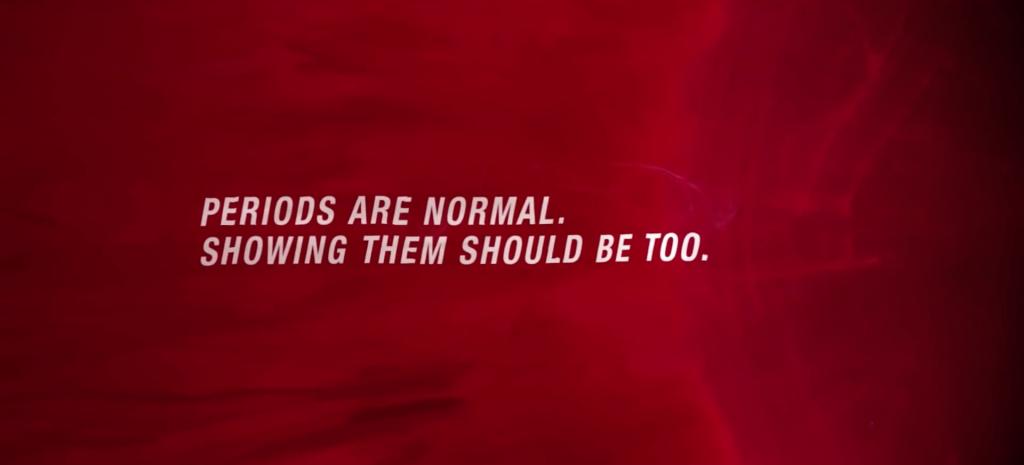 Frase del anuncio de Bodyform