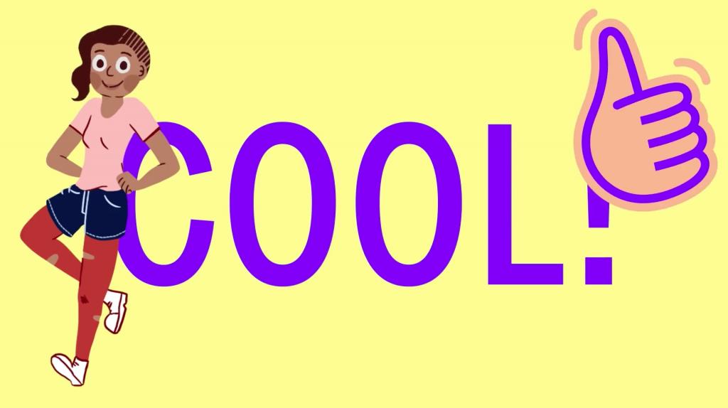Ilustracion 'Cool' de Springster