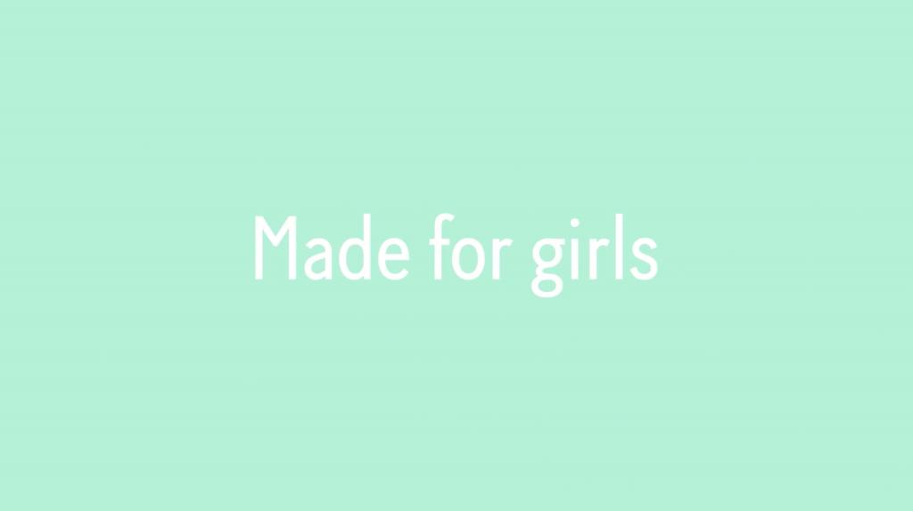 El proyecto Springster esta hecho con y para chicas