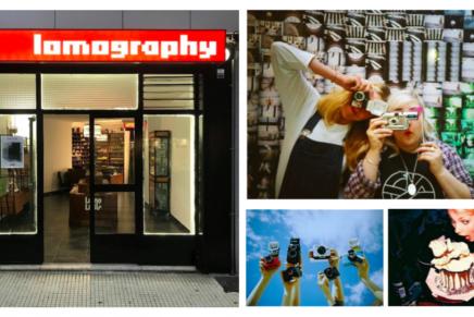 La nueva tienda Lomography abre hoy sus puertas en Gijón