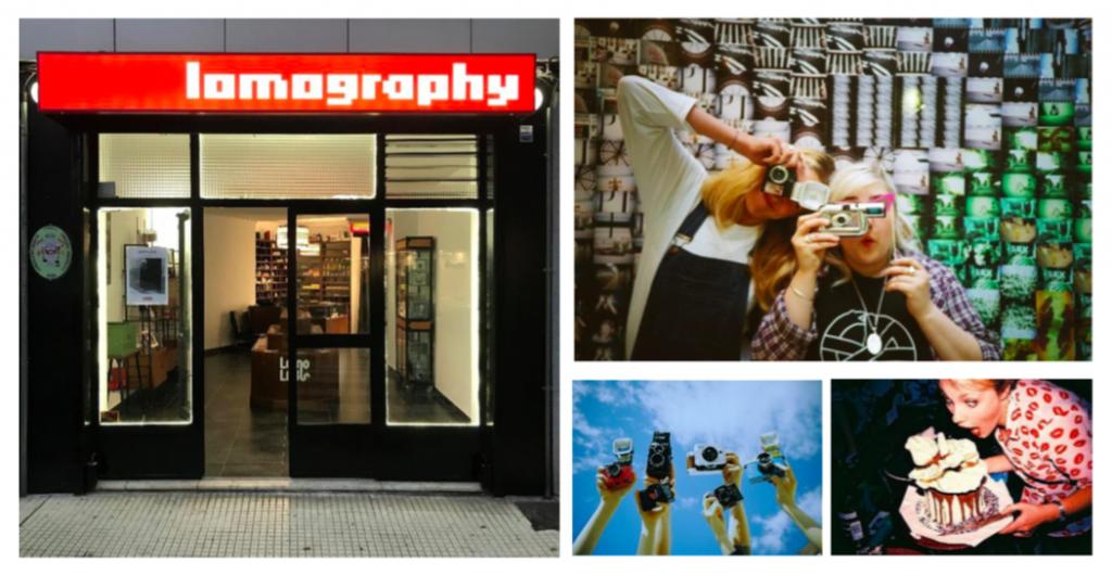nueva tienda lomography