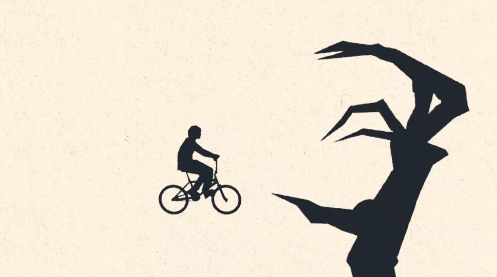 Will y la garra del Demogorgon en la animacion de Creative Mammals