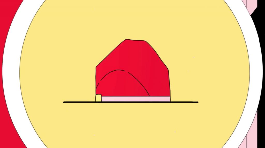Escena de la animacion de Polyester Studio