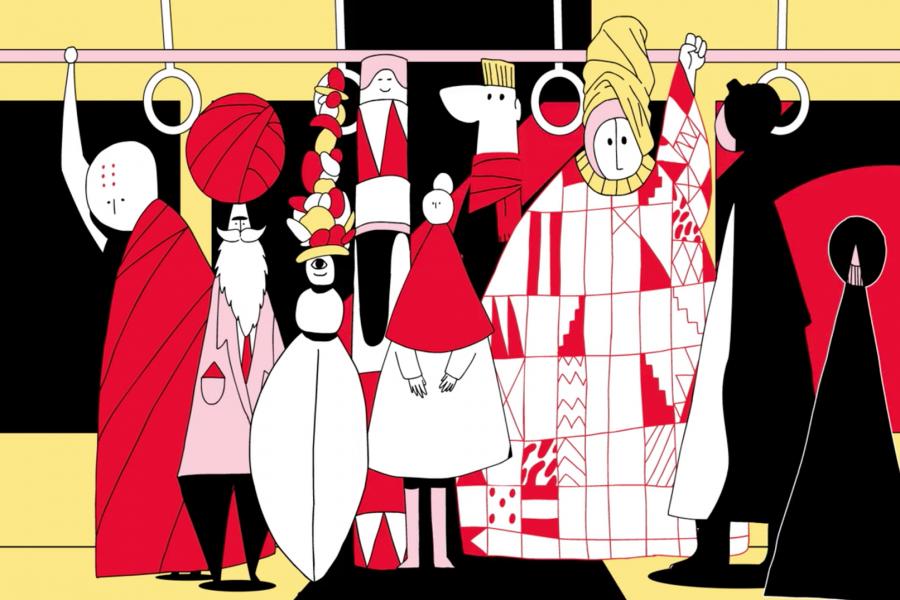 ¿Cómo plasmarías distintas perspectivas sobre un mismo tema en una sola pieza de animación? Así lo hizo Polyester Studio