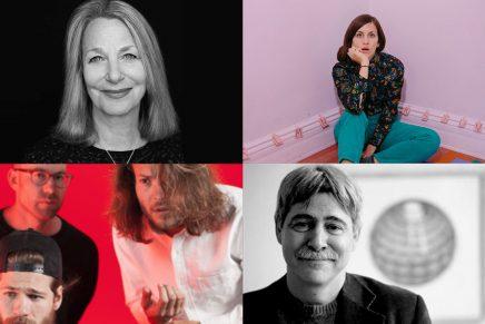 ¿Qué tienen en común Paula Scher,Adi Goodrich, Studio Feixen e István Orosz? El Blanc Festival 2017