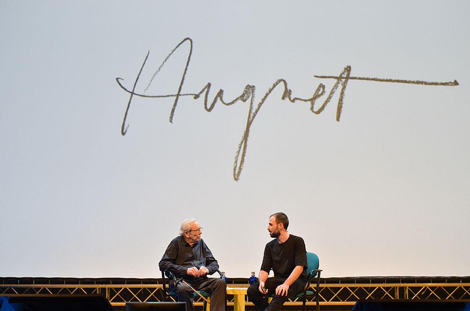 Blanc Festival 2017 Enric Huguet conferencia