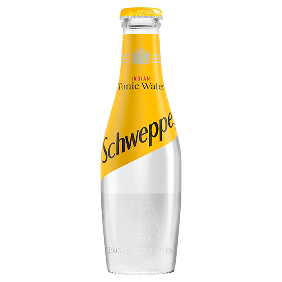 packaging de Schweppes