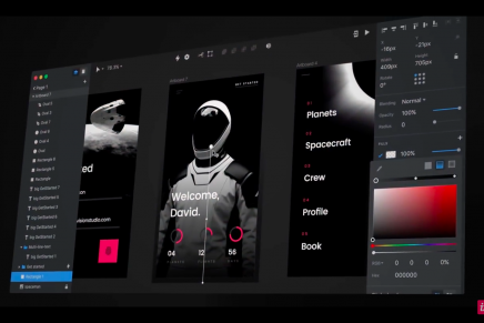 InVision Studio, el software que adelantará a Sketch y Framer en el sector del diseño