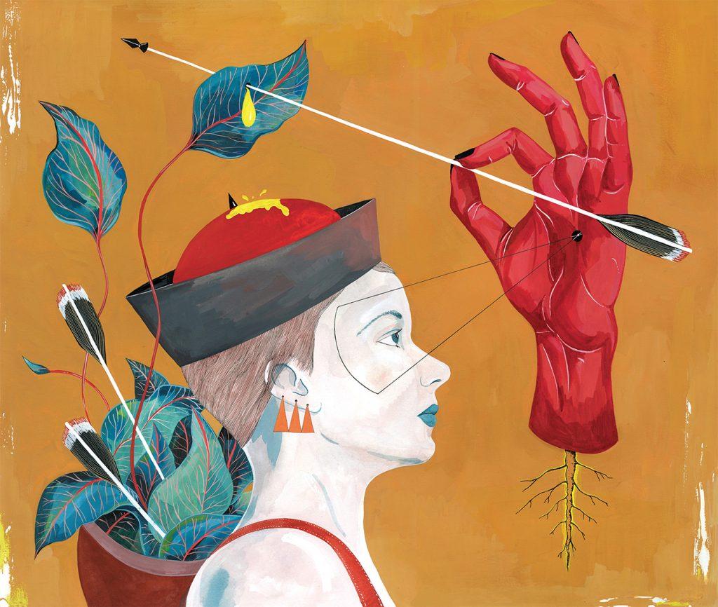 'Fata Morgana', de Luisa Rivera