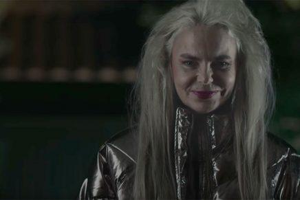 Leticia Sabater protagoniza la promo de la segunda temporada de Stranger Things