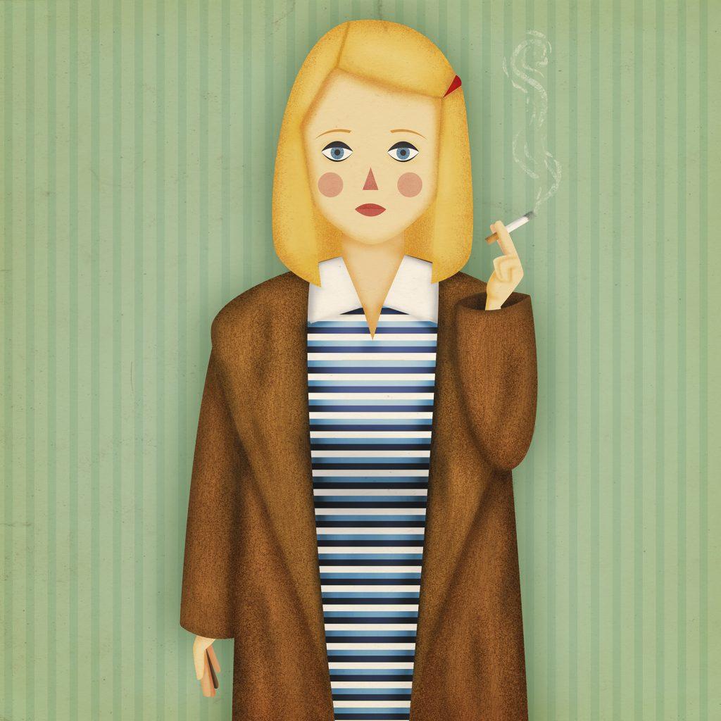 Margot, por Natalia de Frutos