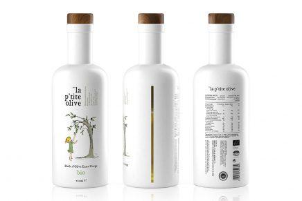 La p'tite olive, el packaging que te devolverá a la infancia
