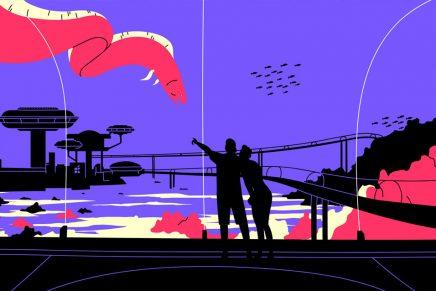 'The Postcard', una aproximación distópica a nuestras vacaciones del futuro