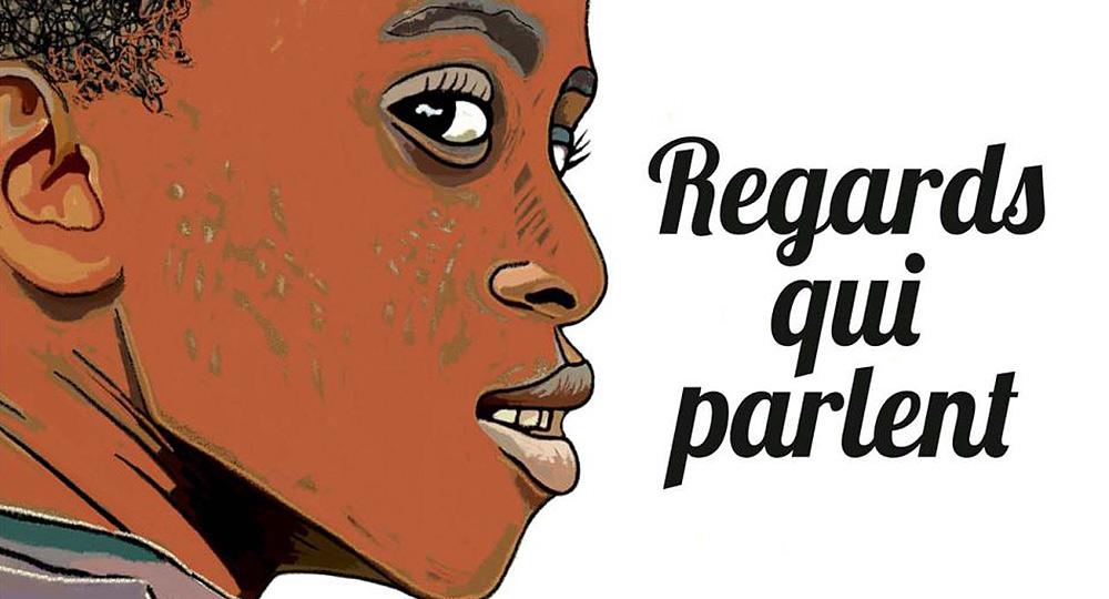 """La ilustración solidaria llega a Segovia con """"Regards qui parlent"""""""