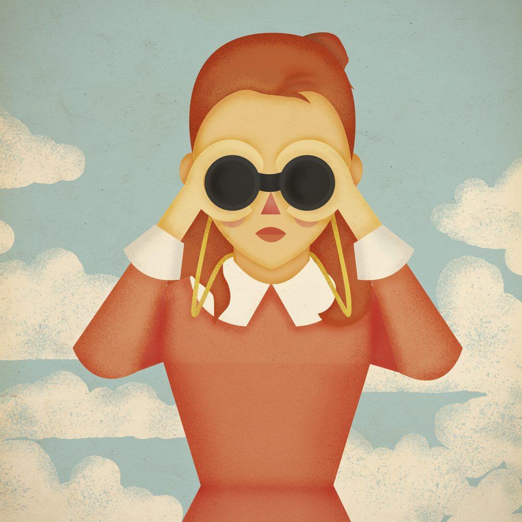Suzy, ilustracion de Natalia de Frutos