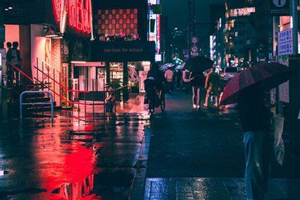 Matthieu Bühler nos muestra una perspectiva distinta de la ciudad de Tokyo