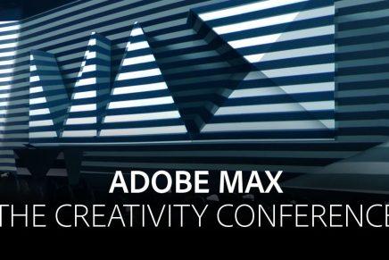Adobe presenta las novedades en Adobe Max 2017 sobre Creative Cloud