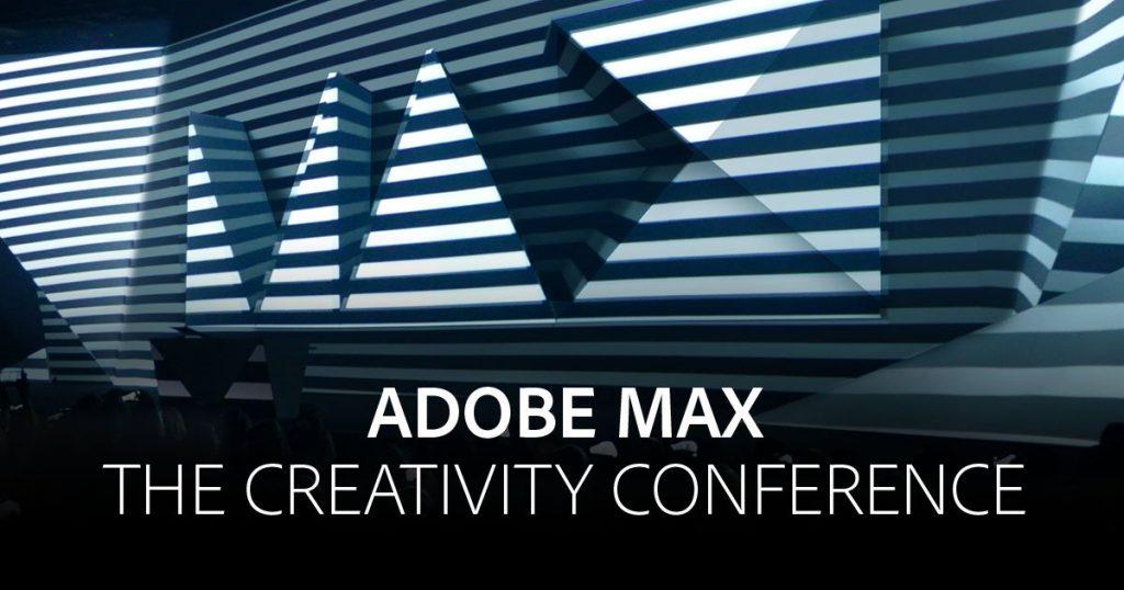 novedades en Adobe MAX 2017