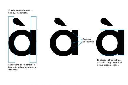 Si no sabes dibujar letras, ni lo intentes. El caso À Punt