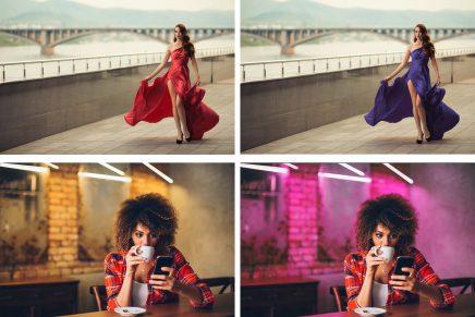 3 formas de cambiar el color en Photoshop de cualquier objeto