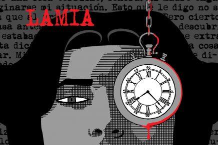 Rayco Pulido gana Premio Nacional de Cómic 2017 con su obra Lamia