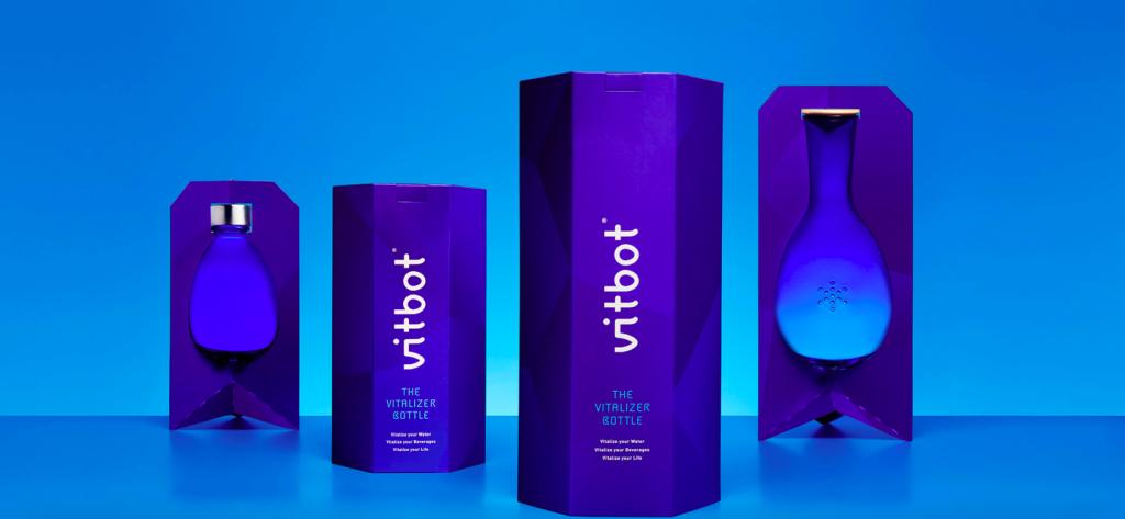 packaging de Vitbot