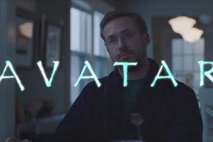 Ryan Gosling obsesionado con la tipo Papyrus