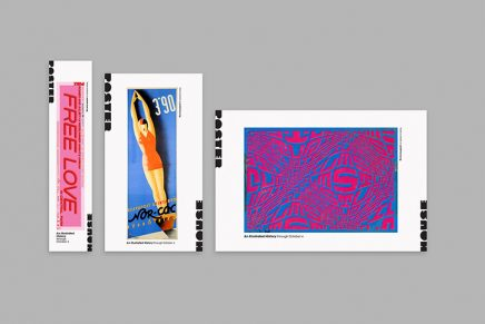 Paula Scher y Jeff Close diseñan la nueva imagen de Poster House