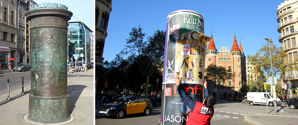 '¡Esto es una pared pública!', la exposición que reivindica la expresión colectiva mediante el cartel en el espacio urbano