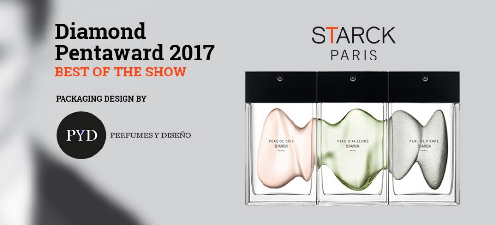 El máximo galardón de los Premios Pentawards 2017 tiene firma española