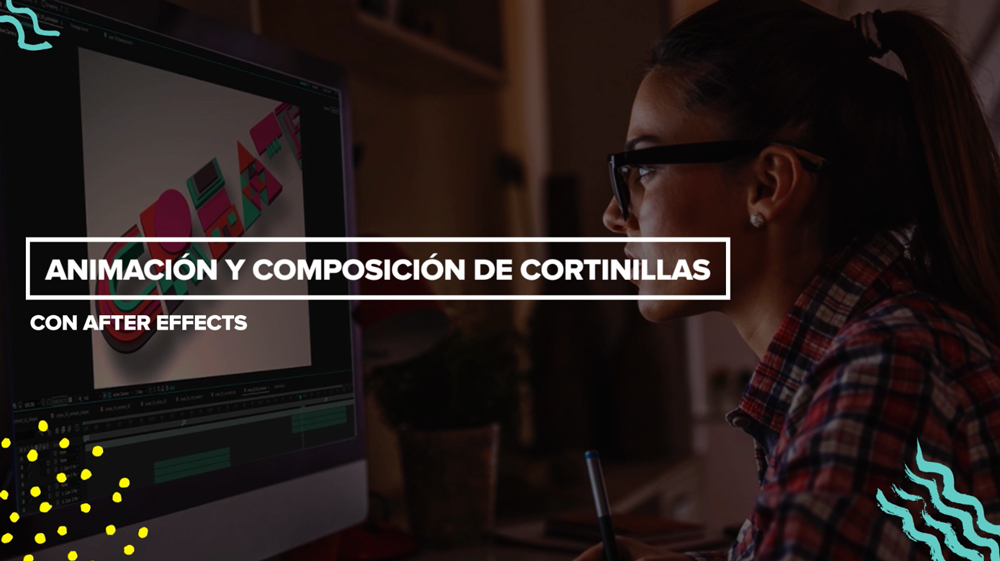 Cómo animar tus propias cortinillas con After Effects