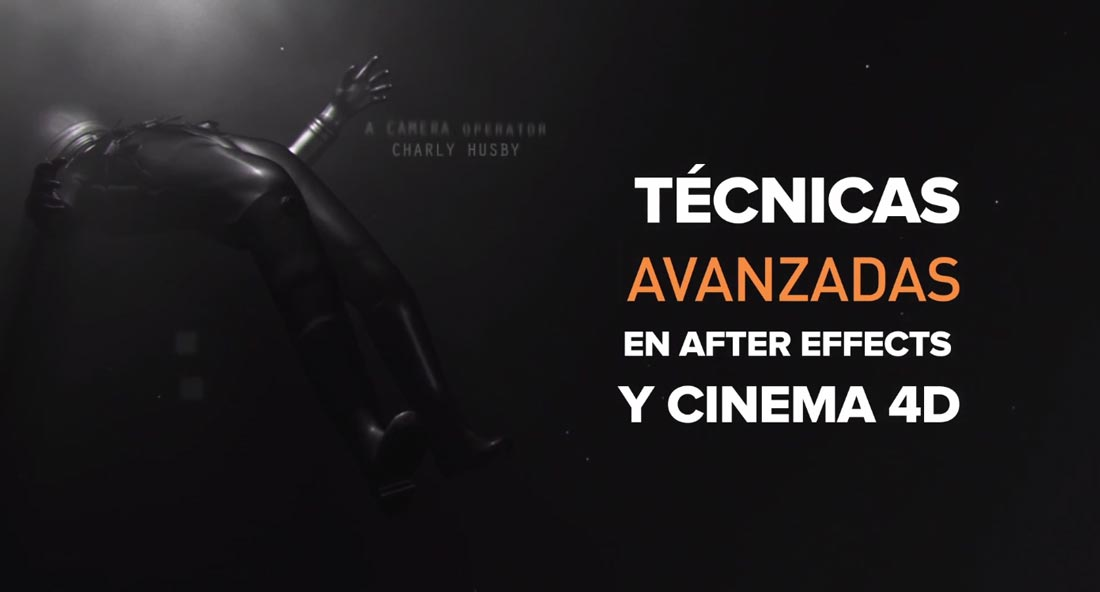 Cómo animar escenas 3D desde cero con Cinema 4D y After Effects