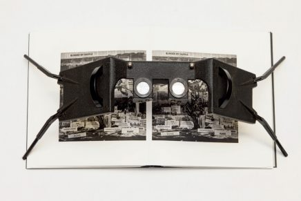 Tummelplatz, el proyecto estereoscópico de William Kentridge, en Ivorypress