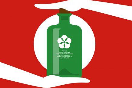 WIHAYO, el licor que combina Oriente y Occidente en un diseño minimalista