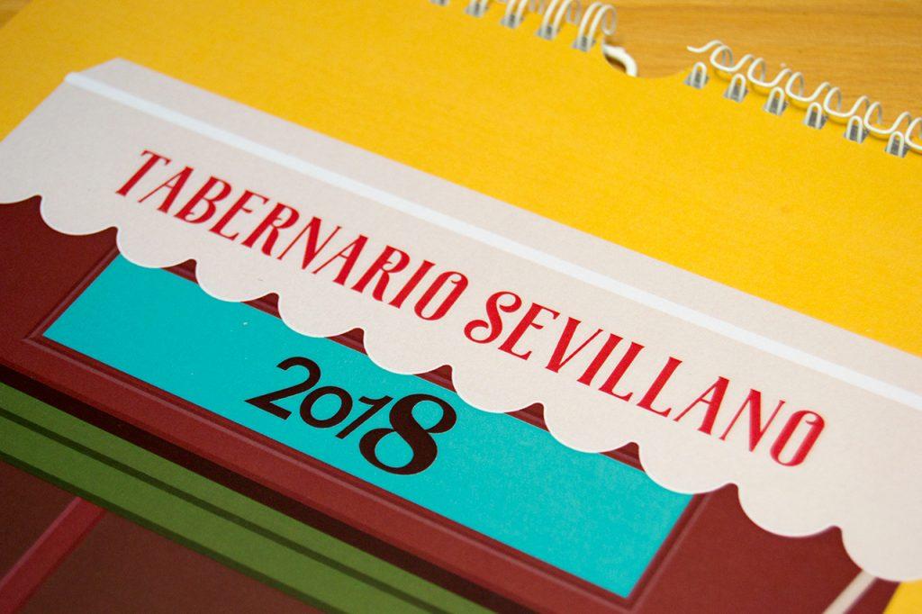 El calendario de 2018 'El Tabernario'