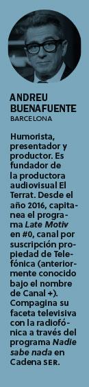 revista graffica 7 Buenafuente pildora 1
