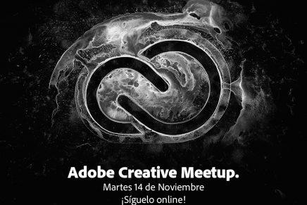 Adobe Creative Meetup de Londres se retransmitirá en directo para presentar las últimas novedades de Creative Cloud