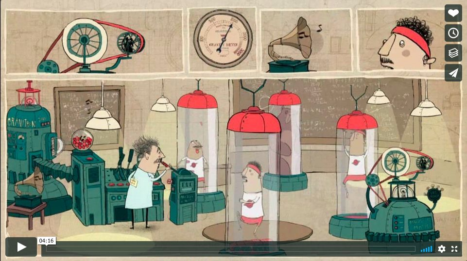 vídeos de ciencia BBC