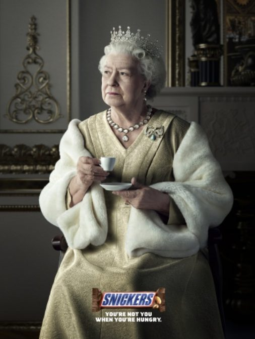 Queen (You're not you:British Edition)