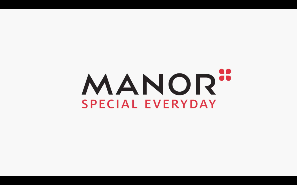 Logotipo de Manor