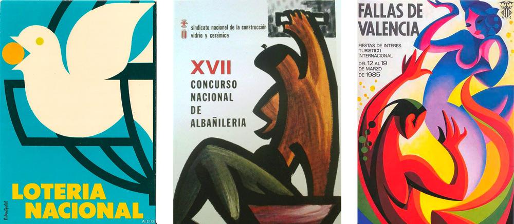 Carteles Rafael Contreras