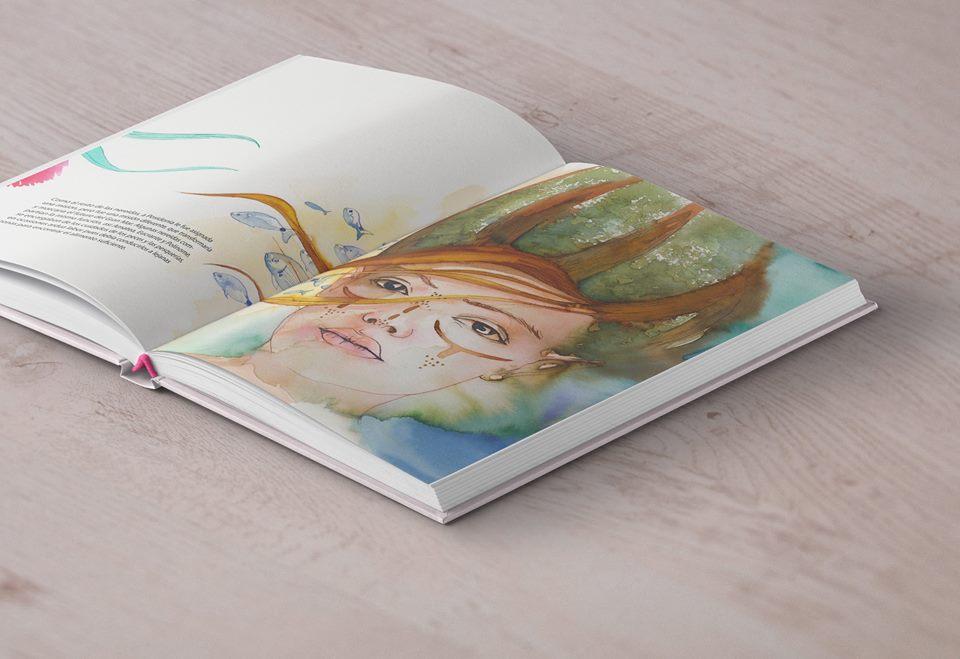 El libro de Pedro S. Castillo y Araceli Garcia, 'Posidonia y el Mar'