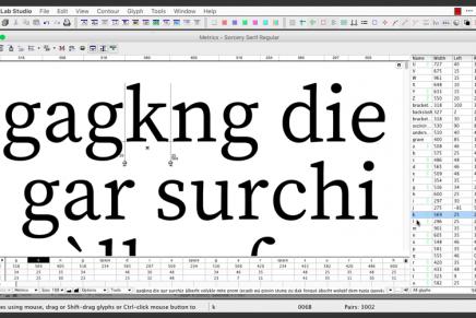 Cómo elegir el editor de fuentes perfecto para digitalizar tus tipografías (aunque no tengas ni idea de por dónde empezar)