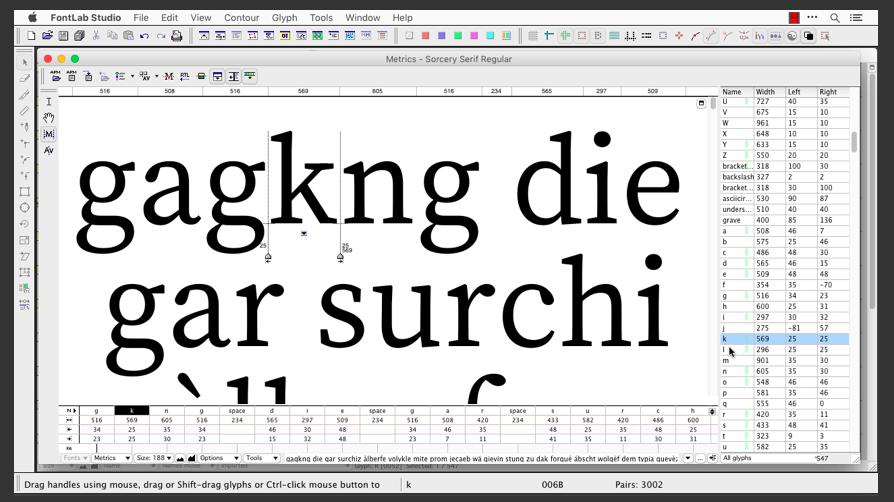 cómo digitalizar letras